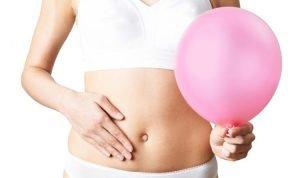 Distensão abdominal pode ter causa no desequilíbrio bacteriano